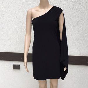 Mack and James Badgley Mischka Small black dress
